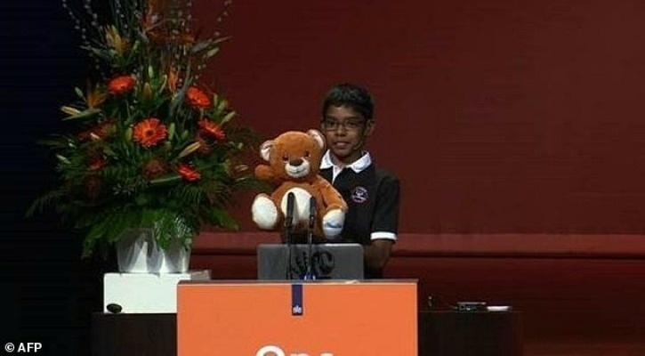 11-Yr-Old Indian Origin Boy Stuns Security Experts, Hacks Their Bluetooth Gear To Control Toy