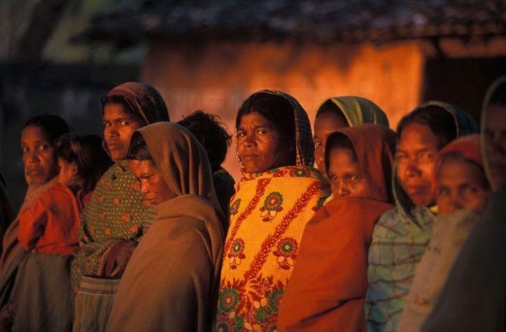 Anaemic women