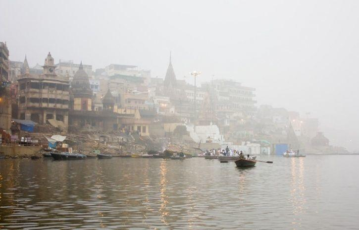 Kashi pollution