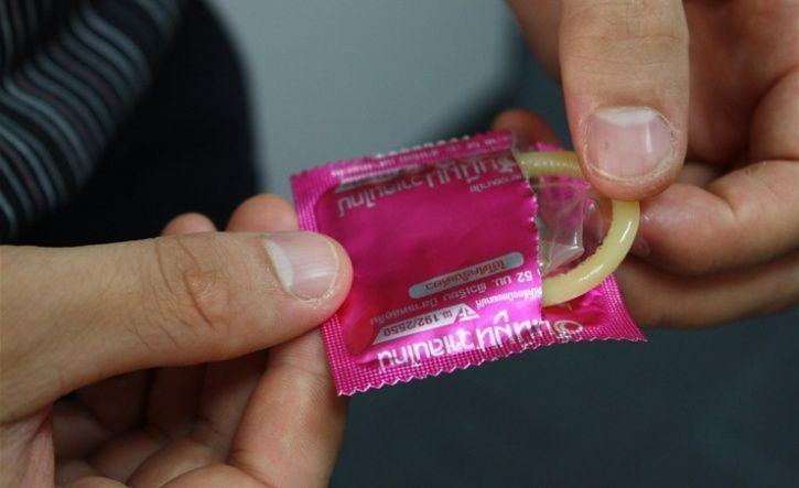 Used condoms thumbs