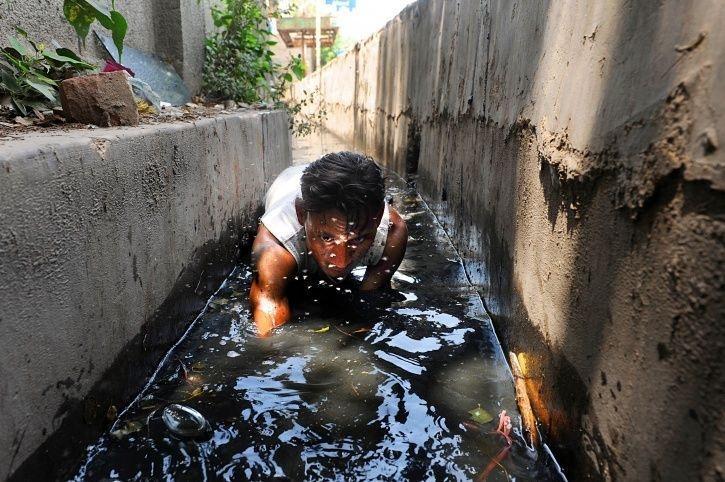 Image result for amount released by modi government for manual scavengers