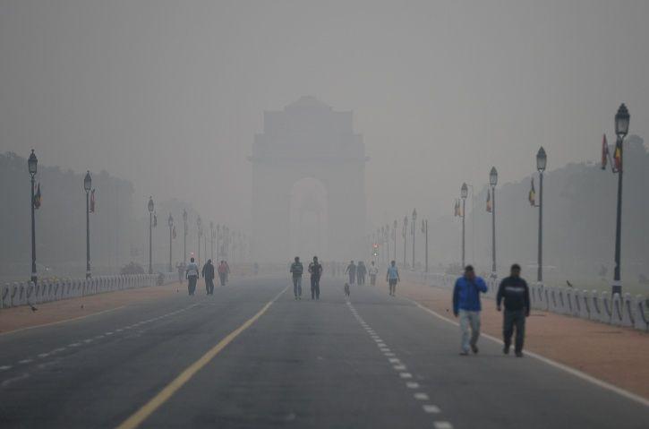 Delhi Air Quality