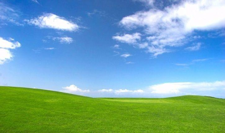 Photographer Who Shot Windows XP Wallpaper, Hired By Lufthansa