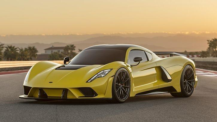 Fastest Car In The World >> This Is The Rs 10 Crore Hennessey Venom F5 The Fastest Car