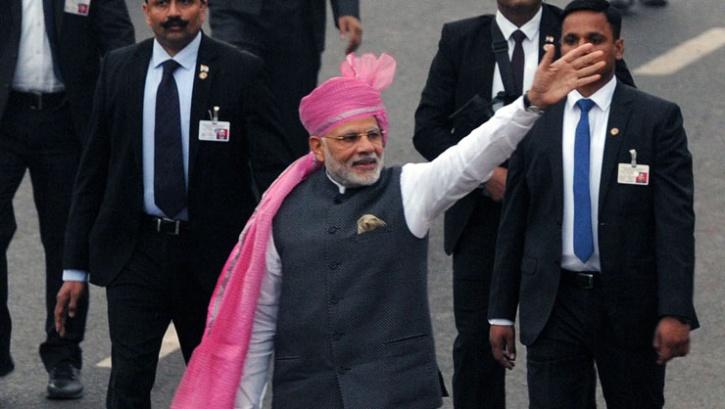 Republic Day Parade Modi