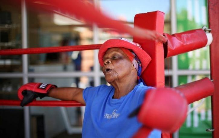South Africas Boxing Grannies Can Put The Fittest Of People To Shame - Indiatimescom-1381