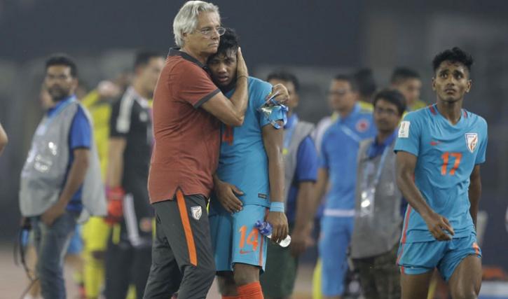 India Coach Matos