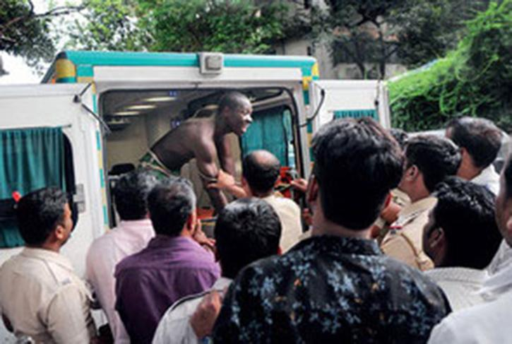 Nigerian Student Tied To Pole, Beaten Up By Pune Residents
