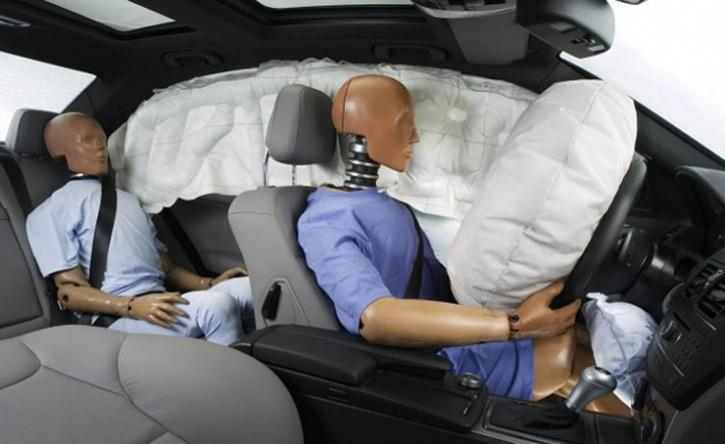 airbags in cars