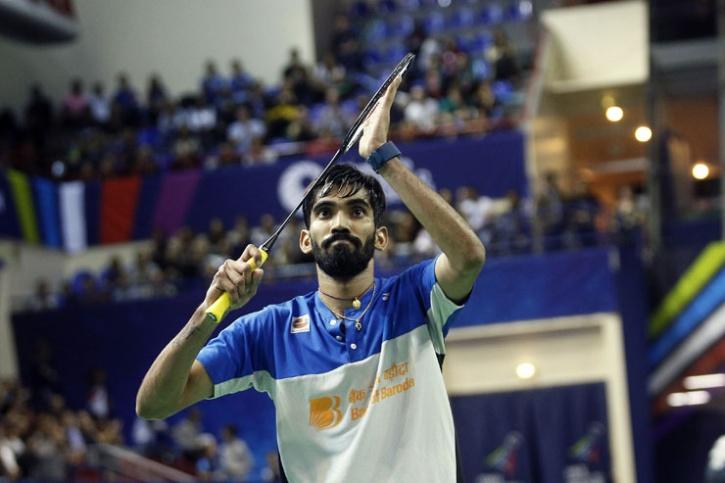 French Open Super Series Kidambi Srikanth