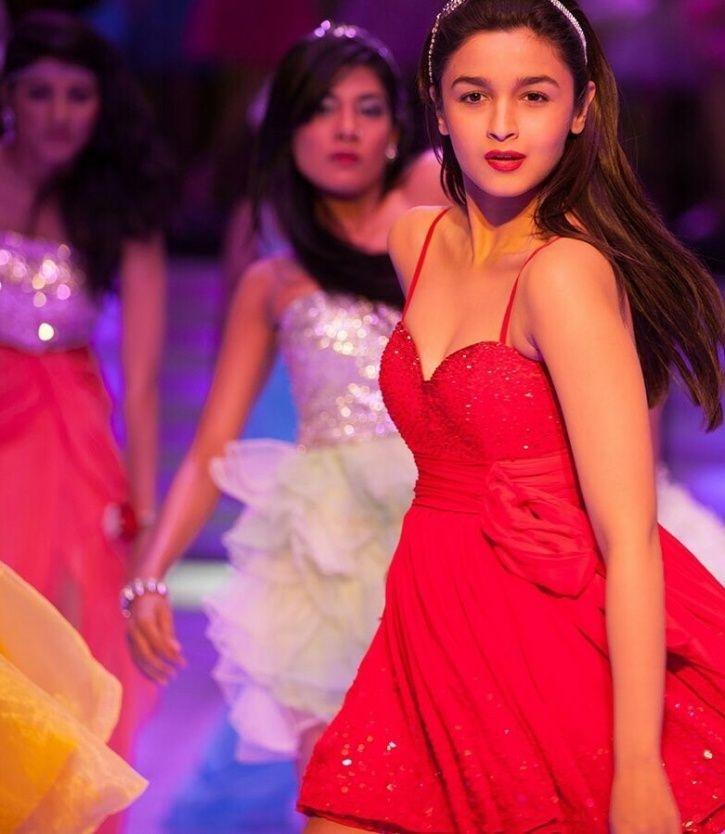 Whoa Alia Bhatt Fainted 14 Times During The Shoot Of Student Of