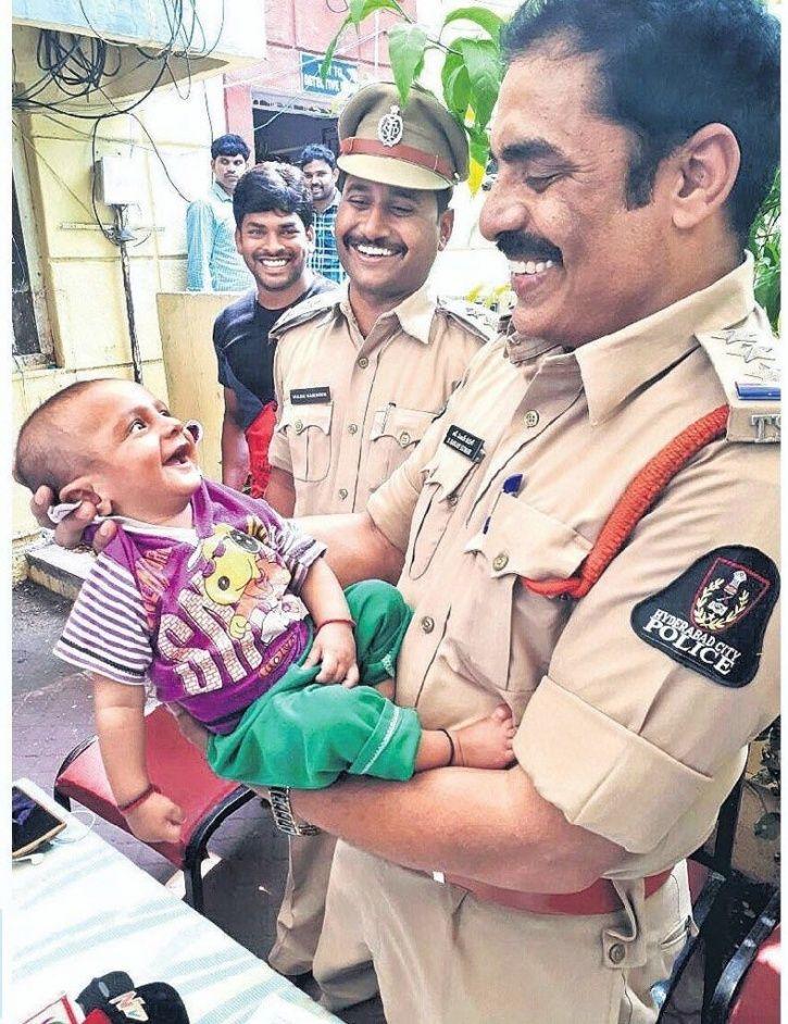 Hyderabad cop