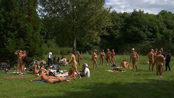 Sexy haitian females nude