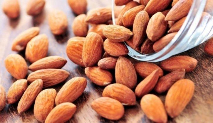 Here's a list of foods that are loaded with these two amino acids that you're ought to consume if you're starting off with a diet: almonds