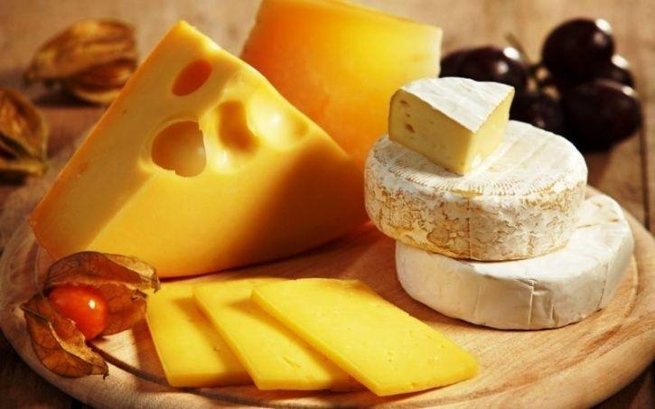 Here's a list of foods that are loaded with these two amino acids that you're ought to consume if you're starting off with a diet: Cheese, parmesan