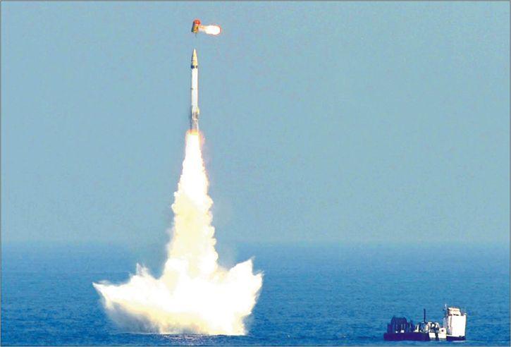Sagarika missile