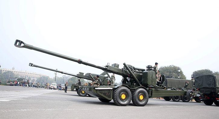 Indias home made artillery gun makes a world record fires shell 47 atags altavistaventures Images