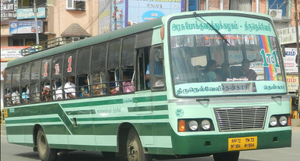 Tamil Nadu Bus Conductor Penalised By State Transport For