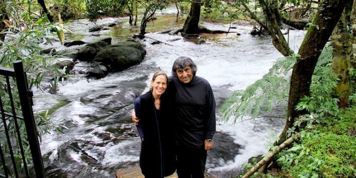 Pamela and Anil K Malhotra