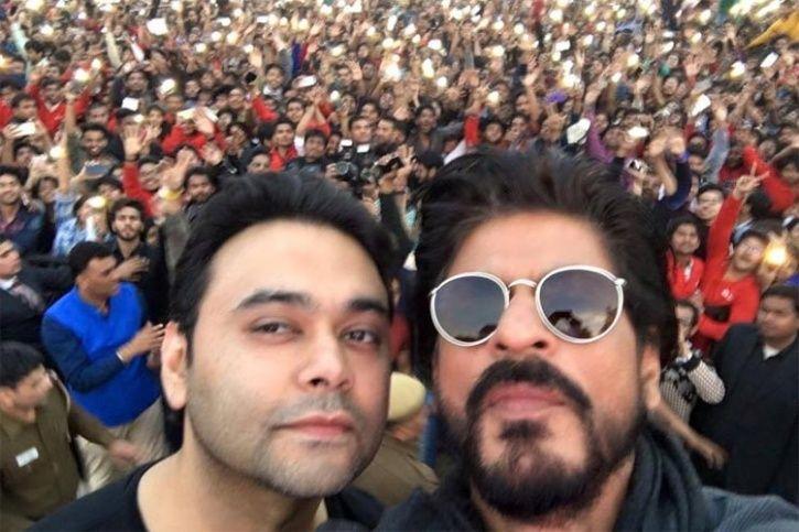 SRK, Maneesh Sharma