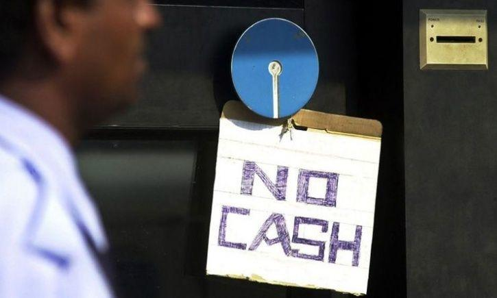 ATM cash crunch
