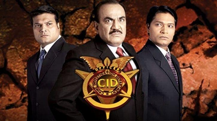 Image result for Cid sony tv Serial pics
