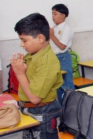 Jodhpur School Boys Take Oath To Stop Dowry