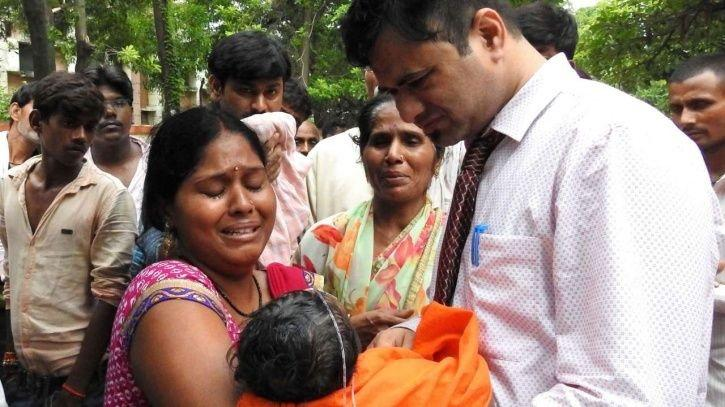 No Evidence Of Negligence Against Dr Kafeel Khan In Gorakhpur Hospital Tragedy