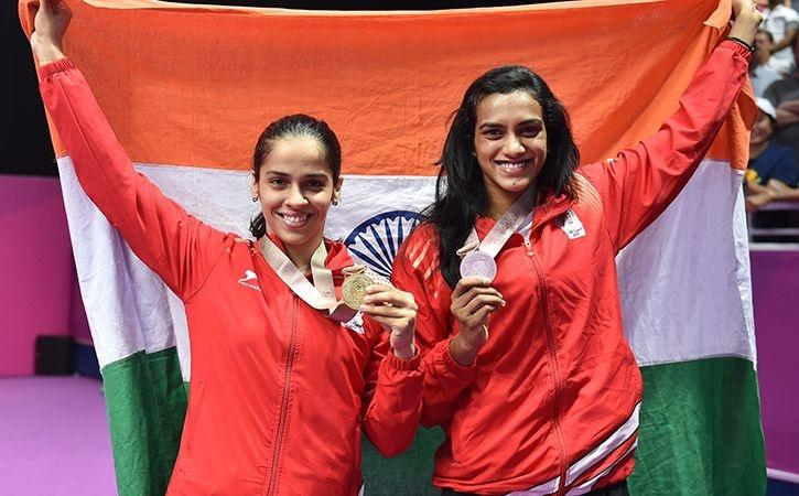 Saina and Sindhu