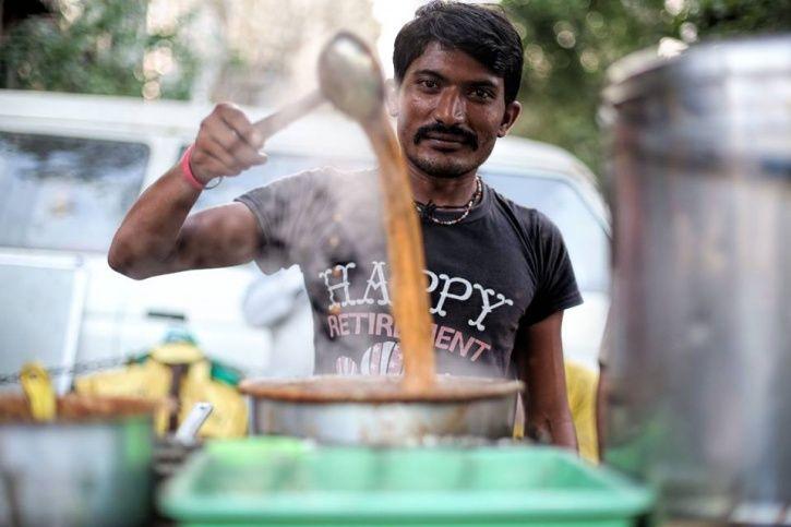 Image result for tea seller