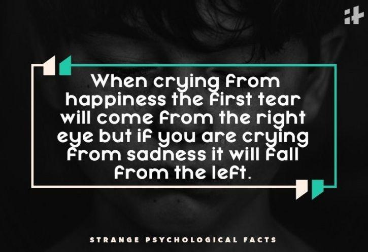 15 Strange Psychological Facts Which Will Blow Your Mind