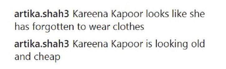 Trolls Attack Kareena Kapoor For Her 'Curtain' Dress, Body-Shame ...