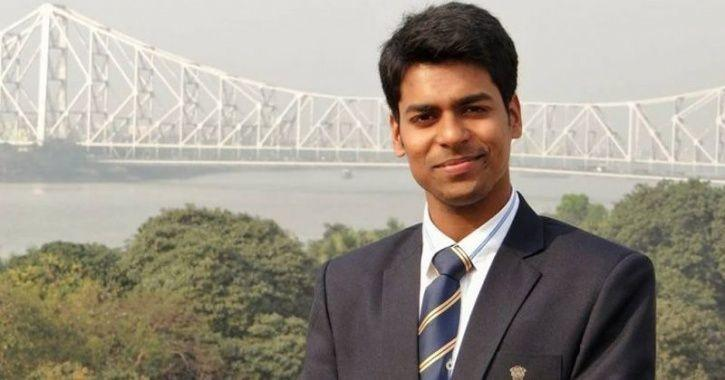 UPSC topper Anudeep Durishetty
