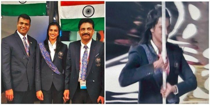 What a proud moment for PV Sindhu