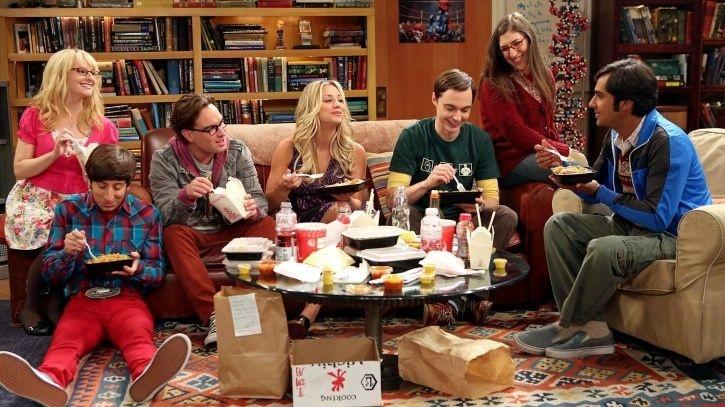 A picture of Big Bang Theory