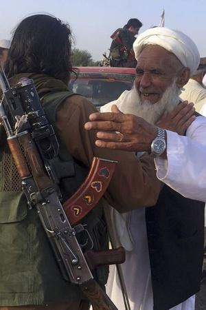 Afghan Officials