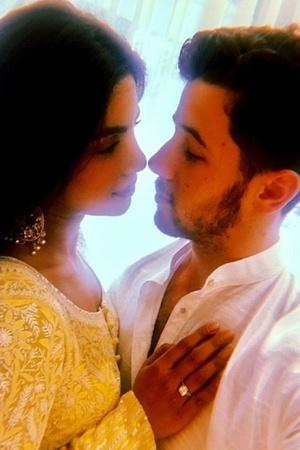 After The Roka Ceremony Priyanka Chopra Nick Jonas Officially Announced Their Relationship
