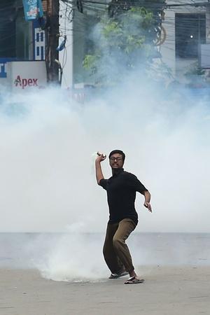 Bangladesh Student Protest Spurs Warning Against Opposition Meddling