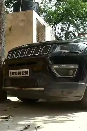 Bareilly Girl In Suv Hits Beggar Drags Body For 500 Metres