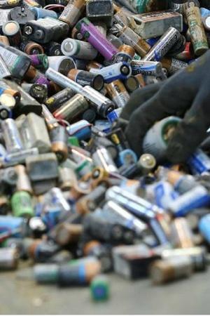 boidegradable batteries scientists