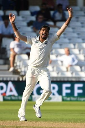 Bumrah Wreaks Havoc To Put India On Brink Of Victory