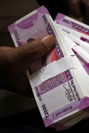 China Claims That It Is Printing Indian Currency In Bulk RBI Denies Reports