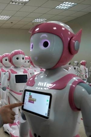 Chinas Robot Stars