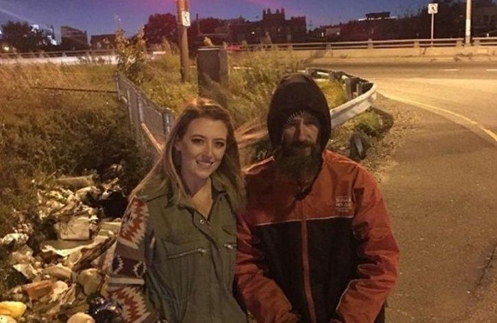 Crowdfunding Homeless People