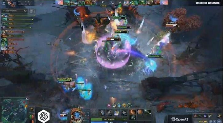 OpenAI's Dota 2 Gaming Bots Just Thrashed A Five-Man Team ...