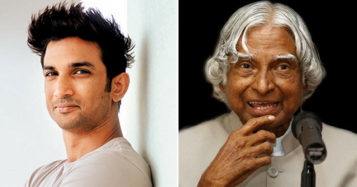 From Rabindranath Tagore To APJ Abdul Kalam, Sushant Singh Rajput To Star In 12-Part Biopic Series