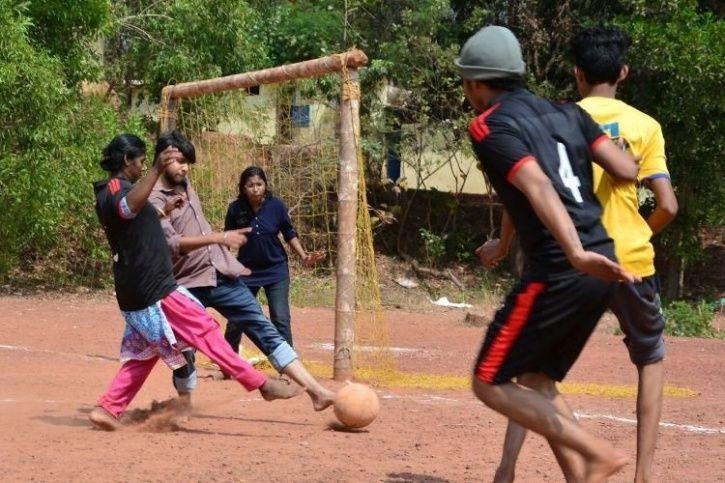 gender neutral football league