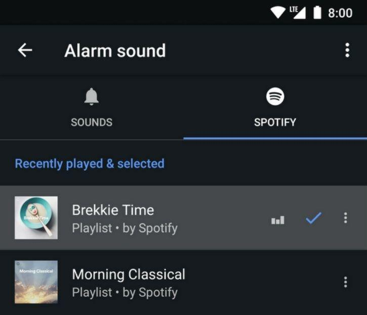You Can Now Set Your Music Playlist As Your Alarm Sound, Thanks To