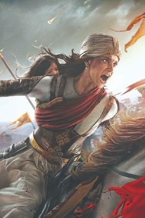Kangana Ranaut In Manikarnika Is As Fiery As The Queen Of Jhansi Looks No Less Than A Warrior