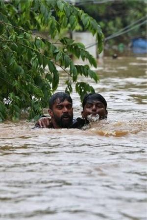 Kerala flooding